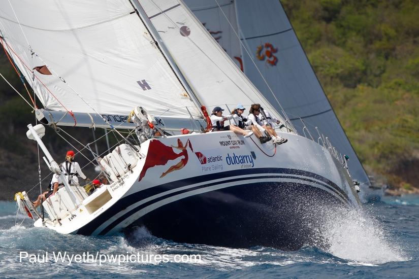 Caribbean RORC 600 Race 2015 Report by PaulJackson
