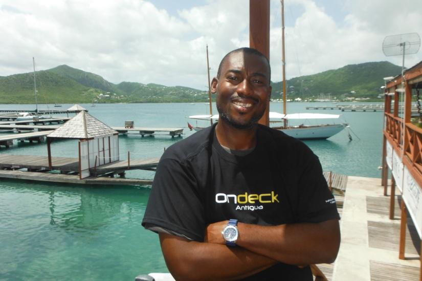 New Antiguan RYA YachtmasterOffshore